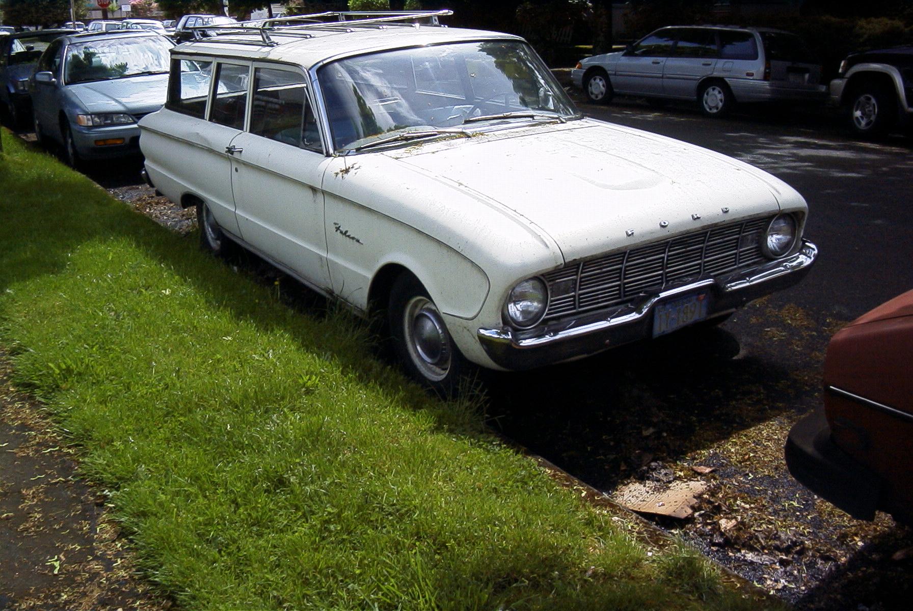 Phil s 60 Ford Falcon tudor station wagon