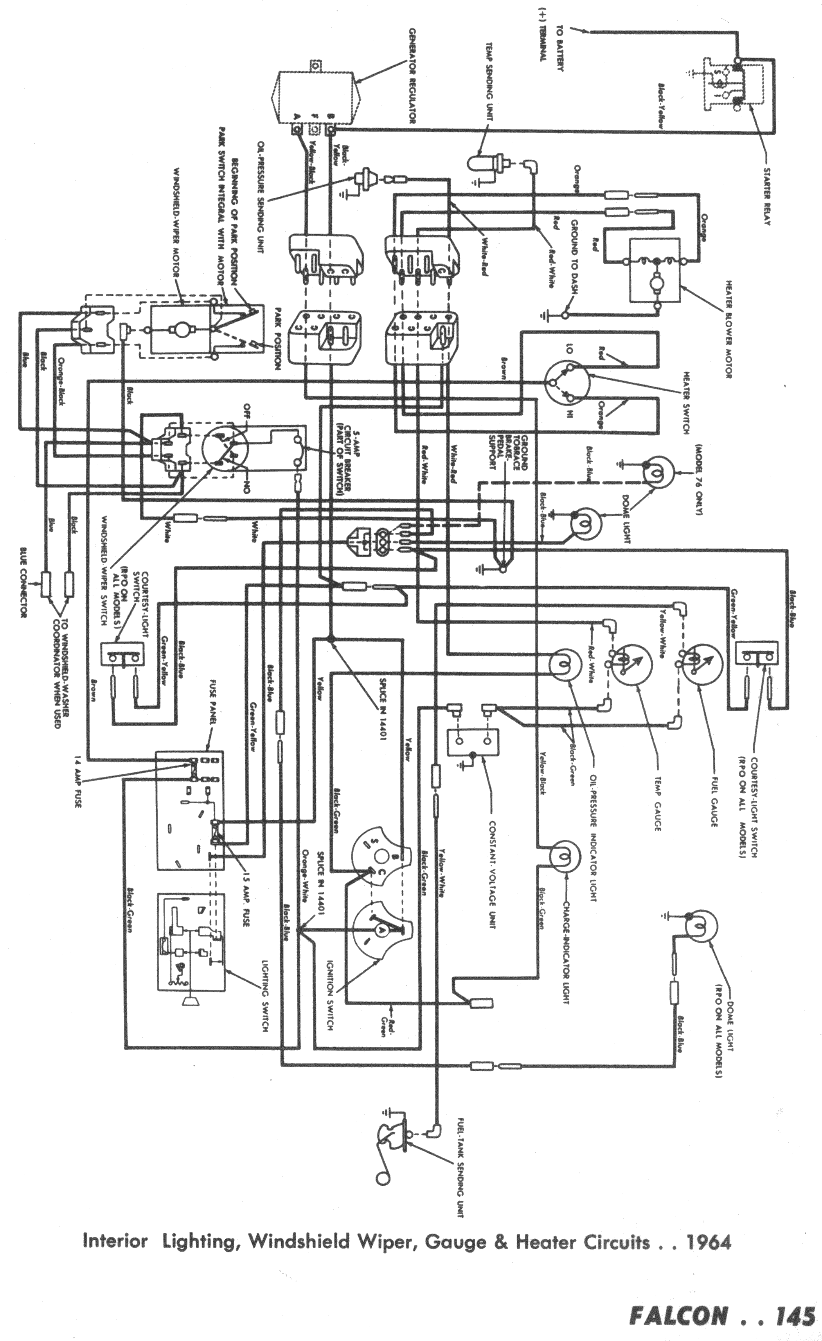 falcon wiring diagrams